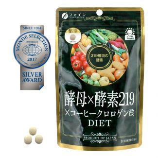 Fine Japan優の源 - 酵母x酵素219纖體排毒片 (150粒)