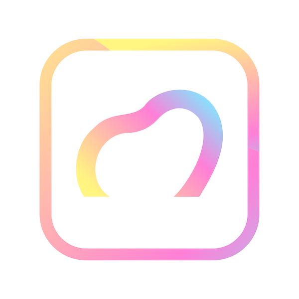 Klip - 蘋果原廠充電線專用保護套 (藍色x2 灰色x2) (共2套)