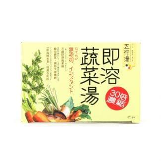 五行湯 - 即溶蔬菜湯 (15g x 25包)