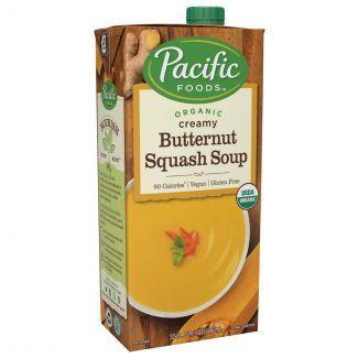 Pacific Foods - 美國有機軟滑堅果南瓜湯 (946ml)