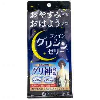 Fine Japan優の源 - 酣睡啫喱 (15g x 6枝)