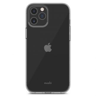 Moshi - Vitros iPhone 12 Pro Max 超薄透亮保護背殼 (晶透)