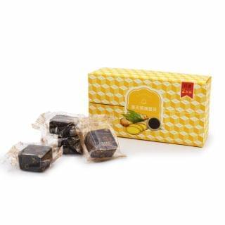 康天 - 黑糖薑皇茶 (黑糖薑茶+薑黃) (14件方塊獨立包裝) (420g)