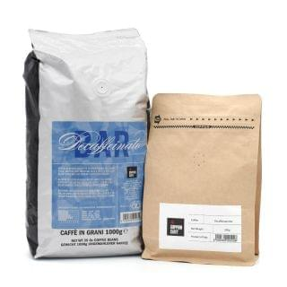 GOPPION CAFFE - 意大利脫咖啡因咖啡豆 (200g)