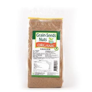 綠盈坊 - 有機純味黑糖 (450g x 2包)