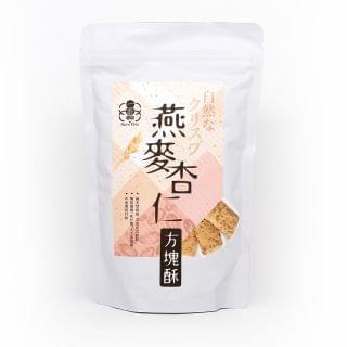 綠盈坊 - 燕麥杏仁方塊酥 (150g x 2包)