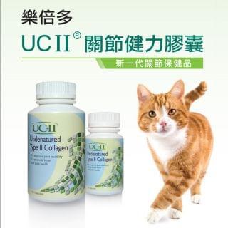 樂倍多 - UC-II寵物關節健力膠囊 (30粒)