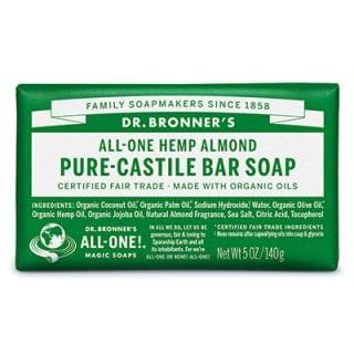 Dr. Bronner's - 有機杏仁皂 (5oz)