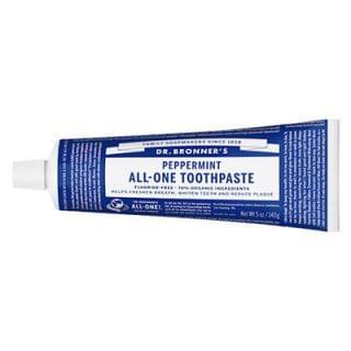 Dr. Bronner's - 有機薄荷美白牙膏 (5oz)