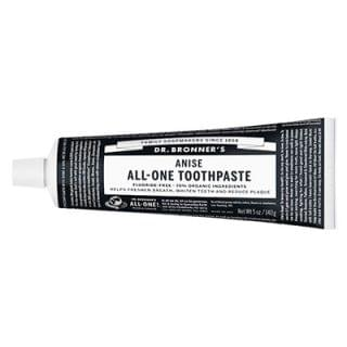Dr. Bronner's - 有機茴香美白牙膏 (5oz)