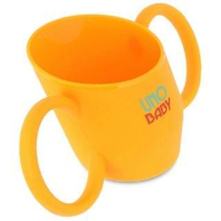 Uno Baby - 學習杯 (200ml) (橙色)