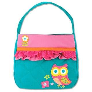 Stephen Joseph - Quilted Purse (Owl)