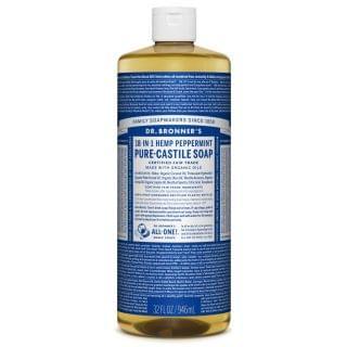 Dr. Bronner's - 有機薄荷皂液 (32oz裝)