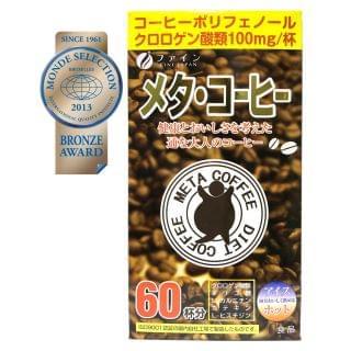 Fine Japan優の源 - 美特咖啡 (1.1g X 60包)