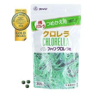 Fine Japan優の源 - 破壁小球藻 (1500粒)【排毒|去脂|除體臭及提高免疫力】
