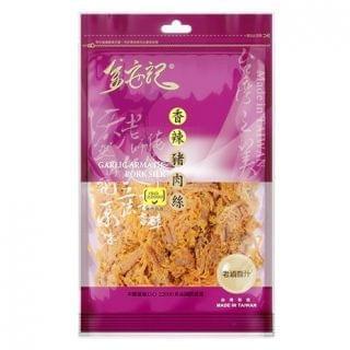 台灣金安記 - 香辣豬肉絲 (150g x 2包)