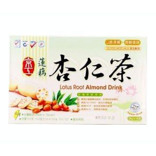 京工 - 蓮藕杏仁茶 (30g x 10包)