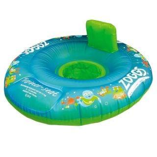 Zoggs - 嬰兒游泳訓練座椅 (藍色/綠色)