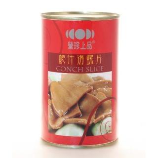 營珍上品 - 鮑汁海螺片 (425g)