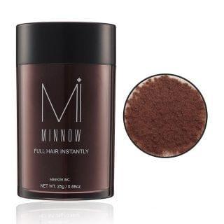 Minnow - 密髮增髮纖維 (中棕) (2支)