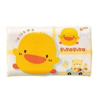 黃色小鴨 - 幼兒天然乳膠枕 (黃色)