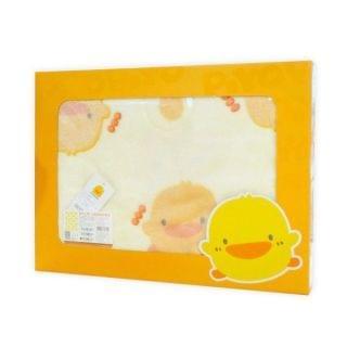 黃色小鴨 - 立體蛋殼四季毯 (黃色)