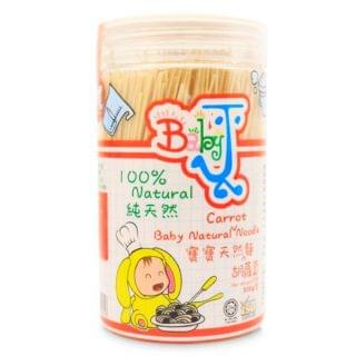 BabyJ - 天然胡蘿蔔嬰兒麵 (300g)