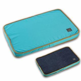 LifeApp - 寵物睡墊布套 (藍色) (中碼)