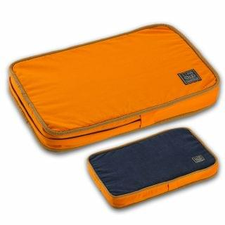 LifeApp - 寵物睡墊布套 (橙藍) (細碼)