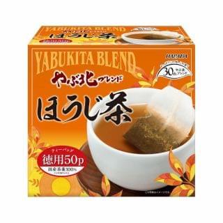 原田製茶 - 藪北德用焙茶茶包 (2g x 50包)