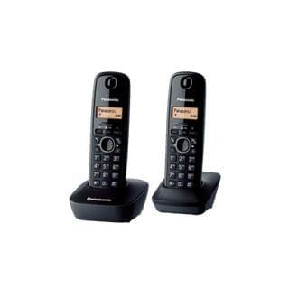 Panasonic - 室內無線電話 (雙機) (KX-TG1612HKH)