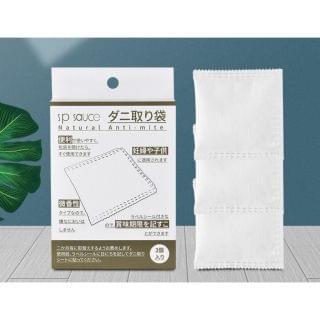 SP SAUCE - 天然防蚤防塵蟎吸蚤香包1盒 (3枚入)