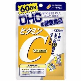 DHC - 維他命C膠囊 (60日分)