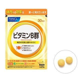 Fancl - 天然維生素B膠囊 (60粒) (30日分)