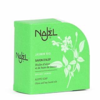 Najel - 阿勒頗手工皂 (有機茉莉精油) (100g)