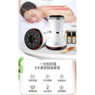 Smarter HK - 砭石溫灸刮痧拔罐機