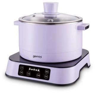 Gemini - 2.5公升智能自動升降火鍋蒸煮鍋 (GUM15V)