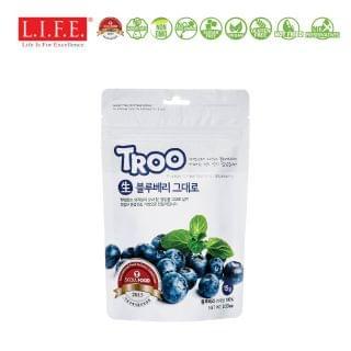 Troo - 韓國天然冷凍乾果 (無添加糖) (藍莓) (15g)