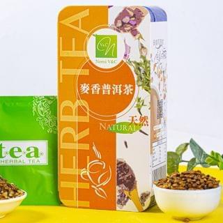 Nomi V&C - 麥香普洱茶 (4g X 18包)