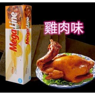 HK Mart - 俄羅斯MegaLine薯片(雞肉味) (100g x 2盒)