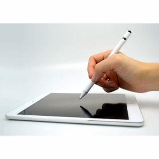 SEVI - 1.5mm 幼細筆尖USB充電觸控手寫筆  (白色)