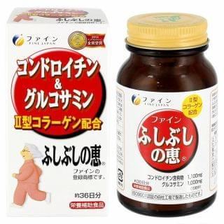 Fine Japan優の源 - 活性關節軟骨素 (82克) (150毫克 x 545粒)