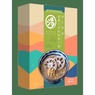 Misoup - 蓮藕牛蒡核桃栗子湯 (400g)