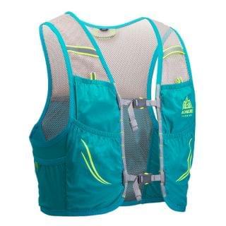 AONIJIE 奧尼捷 - 2.5L 超輕運動背包 (薄荷綠色細碼)【贈送2個450毫升軟水樽】