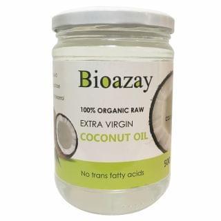 Bioazay - Bioazay有機初榨冷壓椰子油 (斯里蘭卡產)(500ml X 12樽)