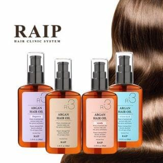 RAIP - 菁粹摩洛哥阿甘護髮精油 (100ml)