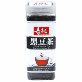 壽桃 - 黑豆茶 (350g)