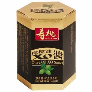 壽桃 - 橄欖油XO醬 (80g)