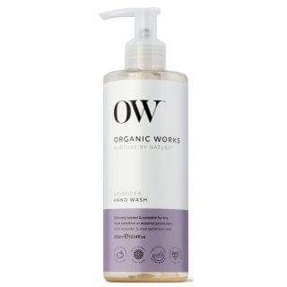 Organic Works - 薰衣草潔手液 (300ml)