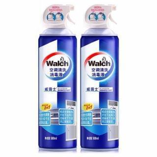 Walch - 威露士 冷氣消毒噴霧 (500ml X 2支)